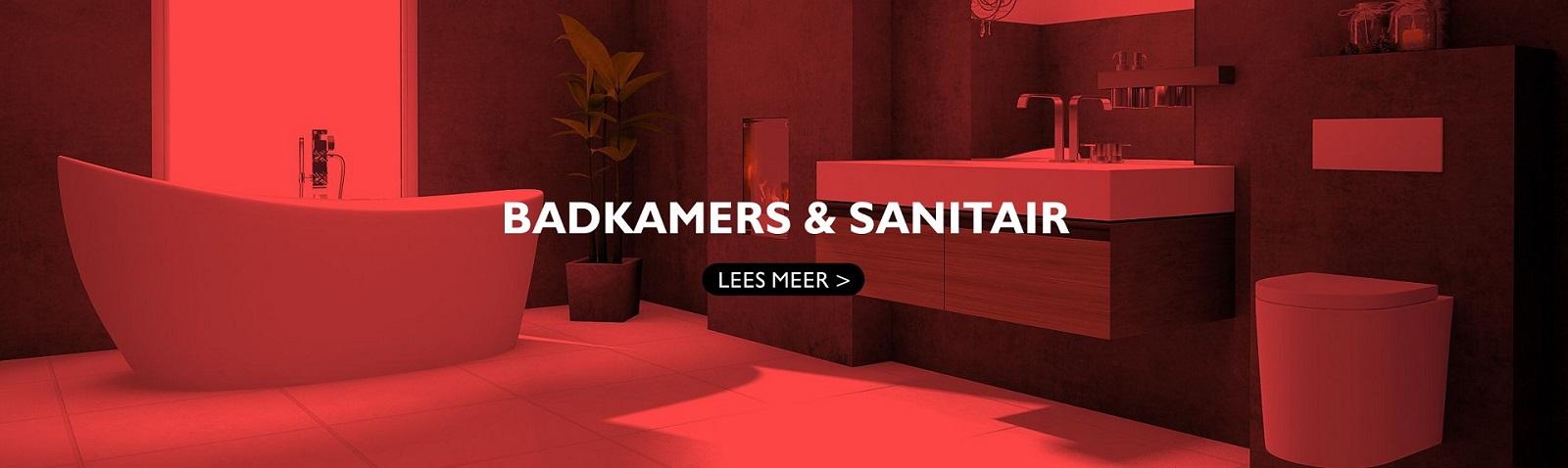 Badkamers en Sanitair
